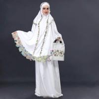 Mukena Muslimah Wanita Katun - SLS 652