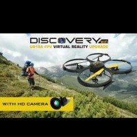Udi rc U818A 818 a camera fpv wifi altitude hold one ke Diskon