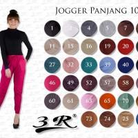 Celana JOGGER 103 size STD-XL-XXL Versi Panjang