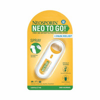 Neosporin + Pain Relief Neo To Go! 0.26 fl oz