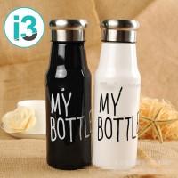 Jual Botol Minum / Minuman Plastik Glossy My Bottle / Mybottle 500ml Murah Murah