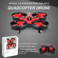 harga Leadingstar Quadcopter Drone Rc Helikopter Remote Control Nihui Nh-010 Tokopedia.com