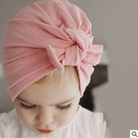 Jual Topi Anak bayi turban knot/bando anak bayi turban knot/topi lucu anak Murah