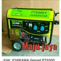 Genset rumah tangga 5000 watt