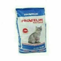 Jual PROFELIN Repack 1 KG Makanan Kucing Murah