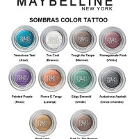 Maybelline Eye Shadow Color Tattoo 24 Hour Too Cool CBF 360