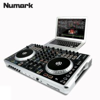 Numark N4 4-Channel DJ Controller With Mixer