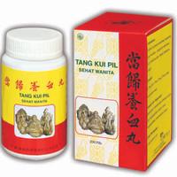 Tang Kui Pill untuk tambah darah dan haid