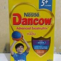 Jual SUSU DANCOW 5+ MADU RASA MADU 800 GRAM 800GR BOX Murah