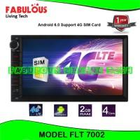 Head Unit / Double Din Android 6.0 4GLTE Mobil / Doubledin
