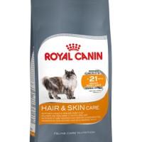 Makanan Kucing Royal Canin Hair And Skin 2kg