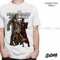 Jual Kaos Guardian Of The Galaxy 3 | Kaos Movie | Jual Kaos 3D Murah