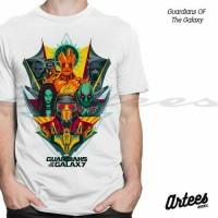 Jual Kaos Guardian Of The Galaxy Team | Kaos Movie Murah