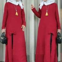 Jual Promo [Tunik Stephany SW] pakaian wanita tunik wolly crepe Murah