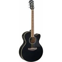 Gitar Yamaha Original YAMAHA CPX500 CPX-500II CPX500II CPX-500 Black