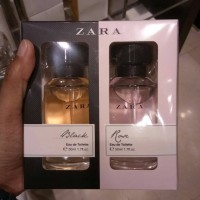 zara perfume black & rose