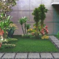 Jasa pembuatan taman mininalis / taman kering