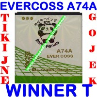 harga Baterai Batrai Batere Batre Evercoss A74a Winner T Rakki Panda Tokopedia.com
