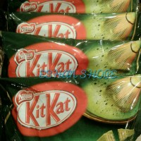 Jual KitKat Green Tea 12x11.6 Gr Murah