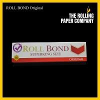 Papir Roll Bond Super King Size Original (35 lembar) Rolling Paper
