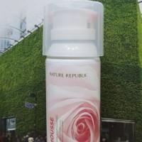 Nature Republic Rose mousse Foam cleanser