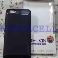 SoftShell Delkin Carbon Fiber Vivo Y53 2017 Case/Ipaky/Capsule/Soft