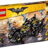 Jual Lego Batman Movie 70917 The Ultimate Batmobile Murah