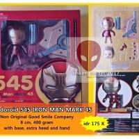 Nendoroid 545 IRON MAN MARK 45
