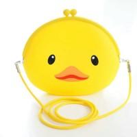 Jual Silica single shoulder bag jelly mobile phone bag / Sling Bag Murah
