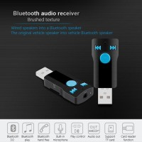 BC07 Bluetooth USB Receiver Music Receiver Adapter MP3 Player CAR A2DP
