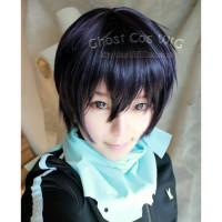 Wig Yato Ghostcos Noragami Import Taobao Cosplay wig cowok