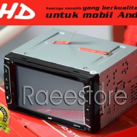 Jual Head Unit Double Din  DHD by SKELETON Murah