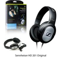 Headset / Headphone Sennheiser HD201 : Stereo Headphone HD 201