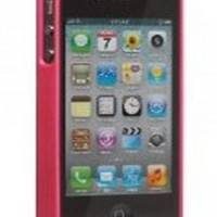 Case-Mate iPhone 4S Barely There - Electric Pink