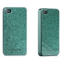 Case-Mate iPhone 4S Barely There Glam - Emerald