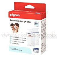 Pigeon Breastmilk Storage Bags 25Pcs