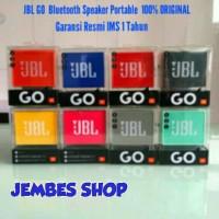 Jual JBL GO Speaker Bluetooth Portable 100% ORIGINAL Garansi Resmi Murah