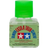 Tamiya Extra Thin Cement 40 ml Japan
