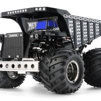 47329 Tamiya Metal Dump Truck (Black Edition) (GF-01)