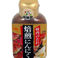 Nihon Shokken Yakiniku Roasted Garlic Barbecue BBQ Sauce Japan Saus