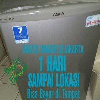 Freezer Cocok untuk ASI/ASIP dll 4 Rak Aqua Sanyo AQF-S4 AQFS4