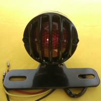 Stop Lamp Lampu Belakang Harley Japstyle Bobber Chopper Cafe Racer