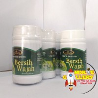 Kapsul Bersih Wajah Herbal Binasyifa Obat Alergi Kulit Anti Jerawat