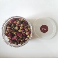 Jual Bunga Mawar Kering, Teh Mawar / Dried Rose, Rose Tea, Flower Tea Murah