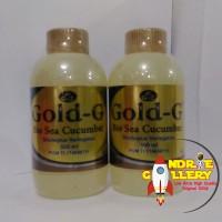 Jual Jelly Gamat Gold G 500 Ml | Jeli Gamat GoldG | Gold-G Original Murah