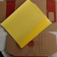 Heat toner transfer paper untuk PCB 10 lembar