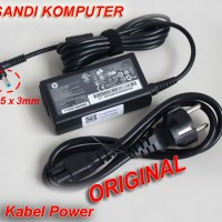 Adaptor Charger HP PAVILION 14-b170us 14-b173cl 14-b090br ORIGINAL