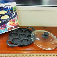 Jual cetakan kue martabak mini dorayaki anti lengket tebal kualitas terbaik Murah