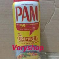 PAM original Cooking Spray 6oz