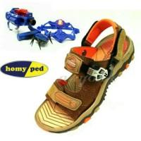 sandal gunung berhadiah HOMYPED SHOOTER brown